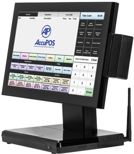 Android Wireless Desktop EPOS Terminal