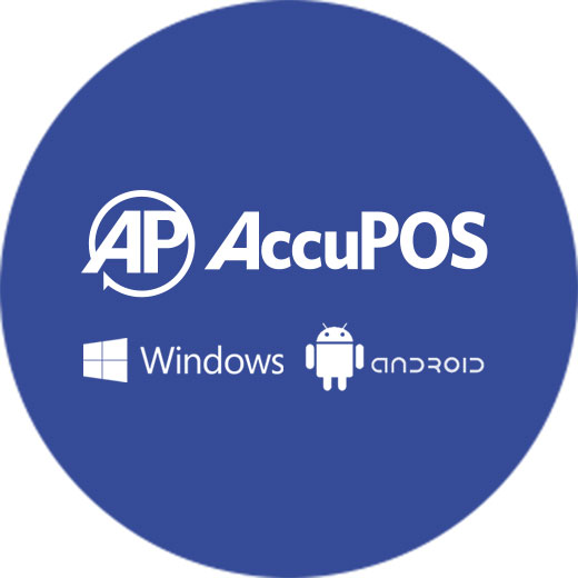 AccuPOS software only - use your own hardware